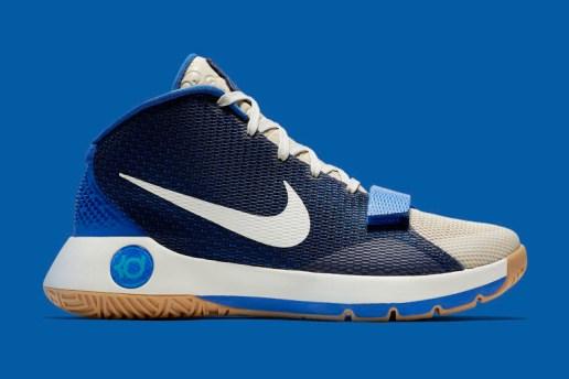 Nike Unveils a Gum-Soled KD Trey 5 III