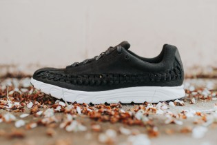 Nike's Black & White Mayfly Woven Is Back