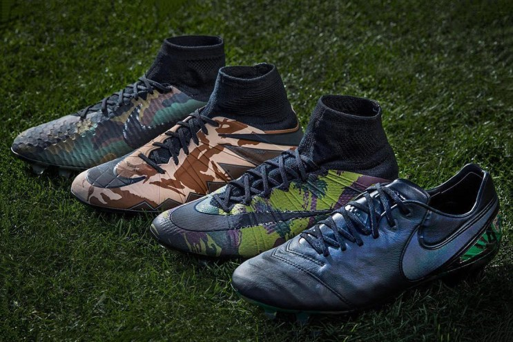 "Nike Releases a Limited Edition ""Camo"" Pack"
