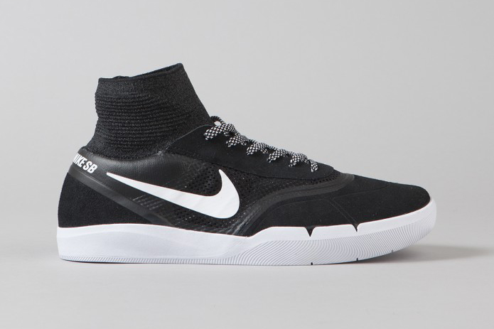 Nike SB Drops a Black & White Colorway of the Hyperfeel Koston 3
