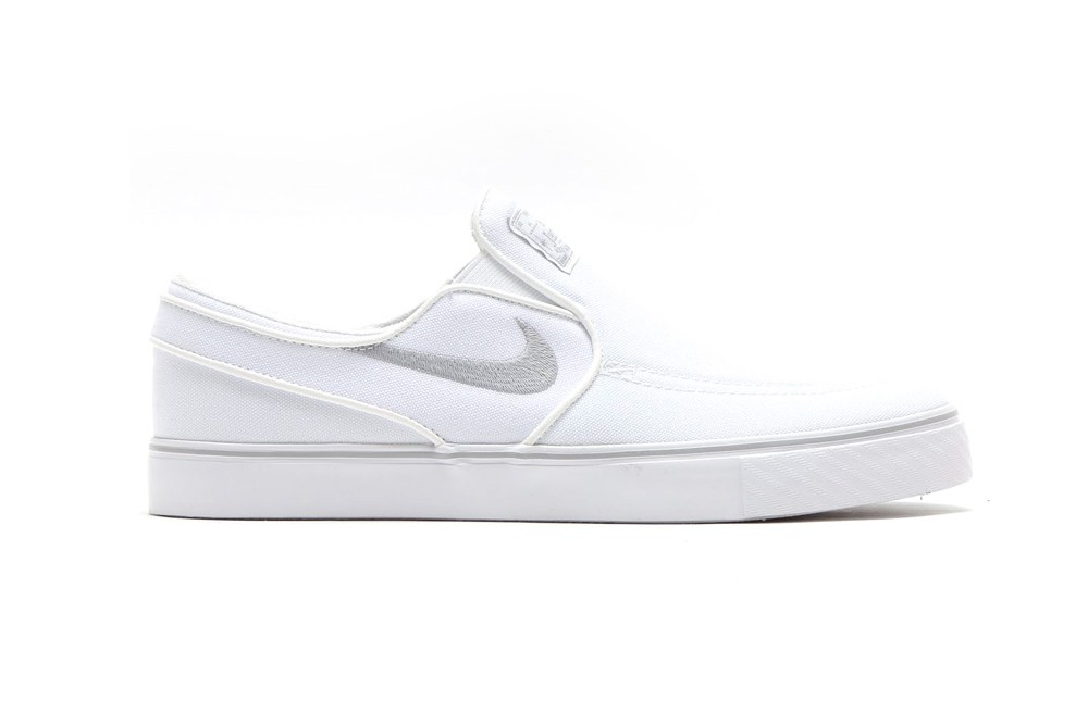 The Nike SB Zoom Stefan Janoski Gets More Laid Back with the New Slip-On
