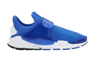 Nike's Sock Dart Silhouette Is Back in Blue