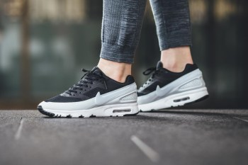 Nike WMNS Air Max BW Ultra Goes Monochrome