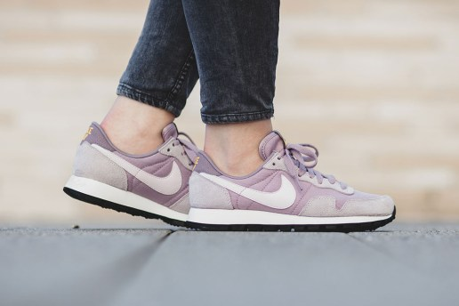 "Nike Unveils Another Pastel Option with WMNS Air Pegasus '83 ""Plum"""