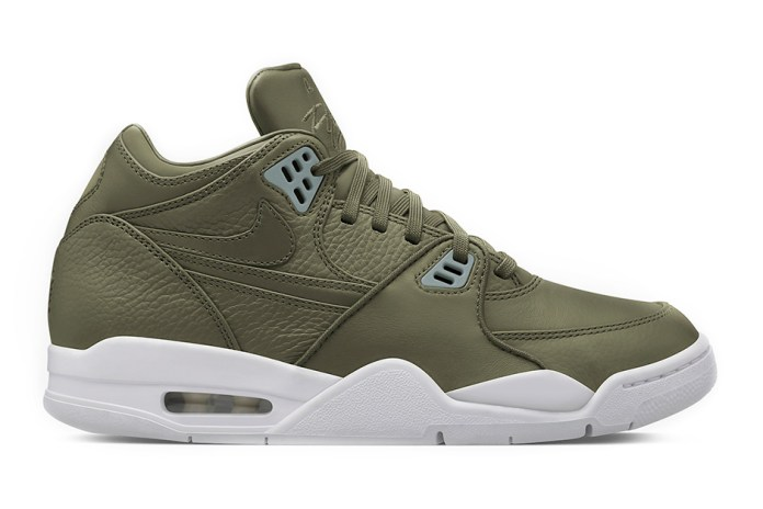 NikeLab Air Flight '89 Continues the Earthy Tonal Upper Trend