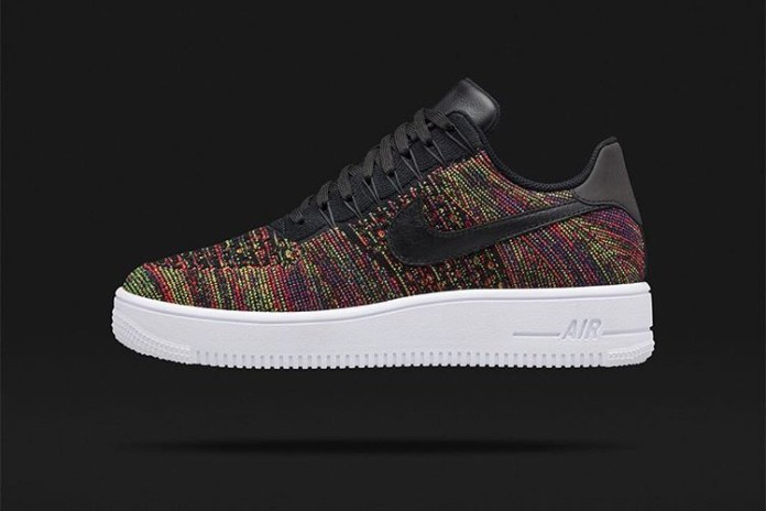 NikeLab Is Dropping Another Multicolored Air Force 1 Ultra Flyknit