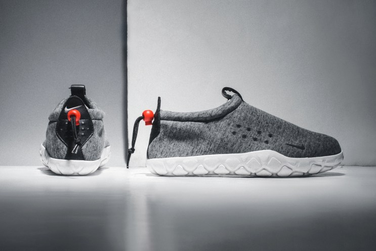 A Closer Look at the NikeLab Tech Fleece Air Moc
