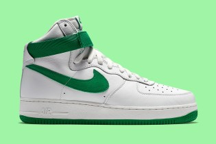Nike's Latest Air Force 1 Arrives Just in Time for St. Patrick's Day