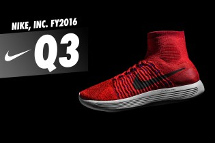 Nike's Third Quarter Earnings Hit the $8 Billion USD Mark