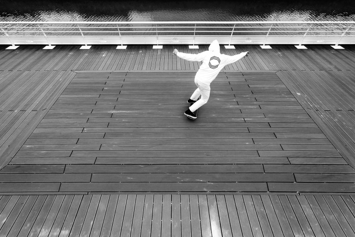 Skate Brand ÖCTAGON Debuts Its Futuristic Video Lookbook
