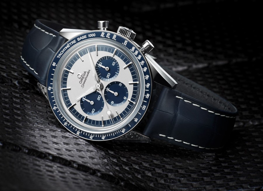 OMEGA Debuts a Limited Edition Speedmaster Moonwatch