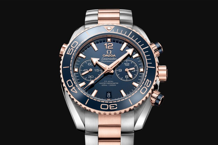 OMEGA Introduces its First METAS-Certified Master Chronograph