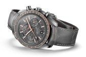 "OMEGA Unveils a ""Meteorite"" Edition of the Speedmaster"