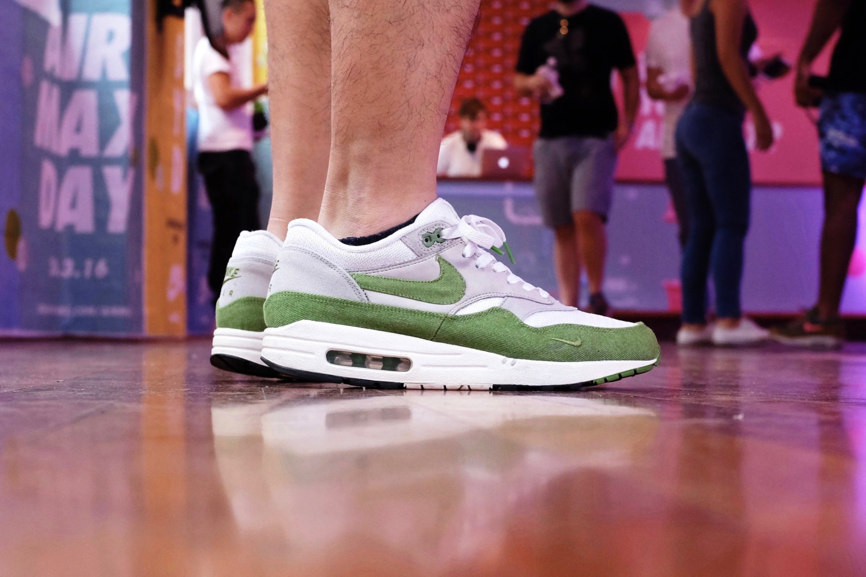 #OnFeet at Sydney Nike Air Max Lab 2016