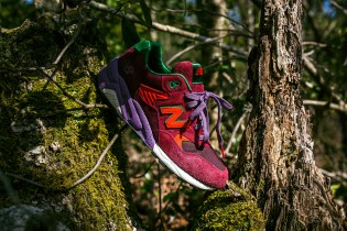 "Packer Shoes x New Balance MT580 ""Pine Barrens"""