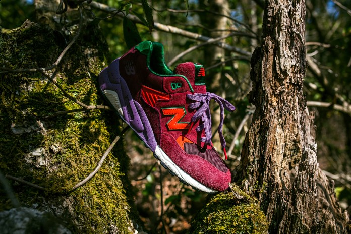 "Packer Shoes x New Balance MT580 ""Pine Barrens"""