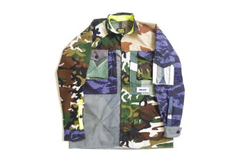 Palace & ArkAir Are Dropping an Exclusive Camo Collection at Dover Street Market