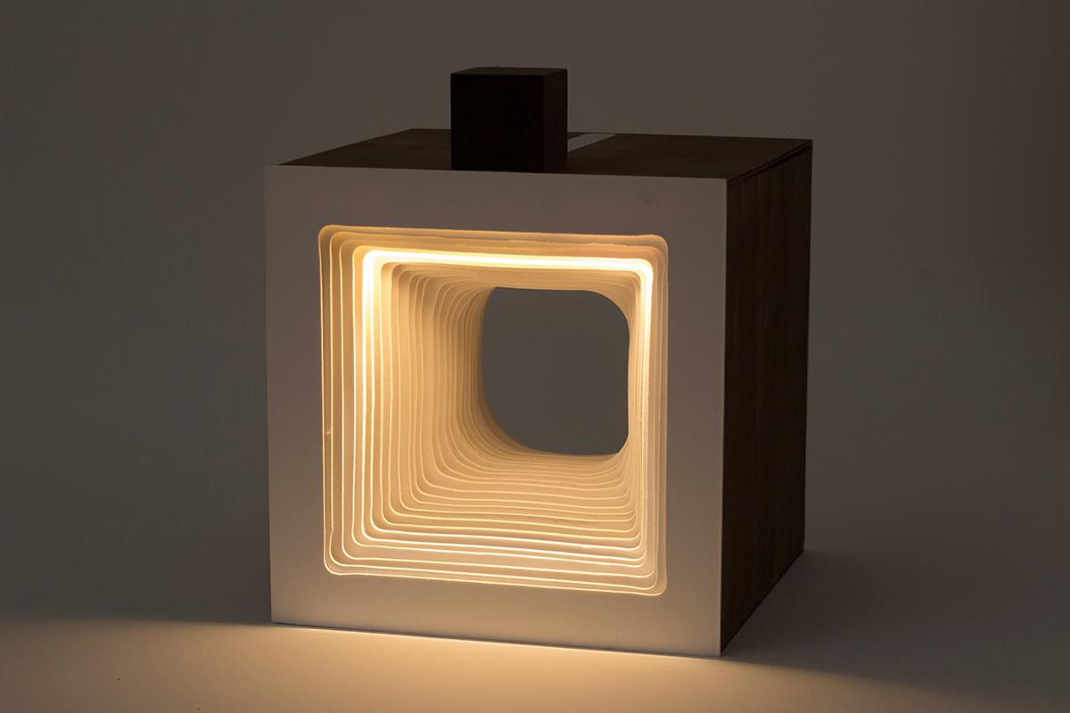 Panta Rei Light Cube