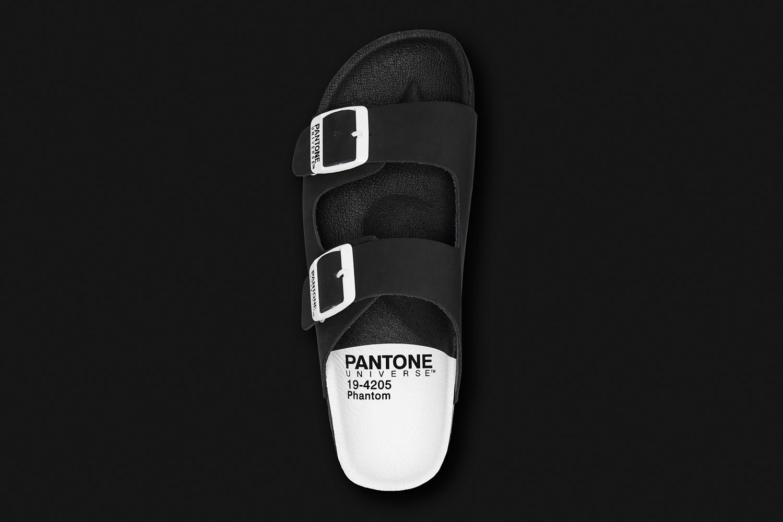 Pantone Universe Footwear 2016 Spring/Summer Collection