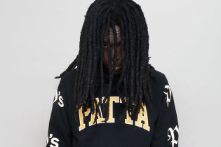 Patta 2016 Spring/Summer Lookbook