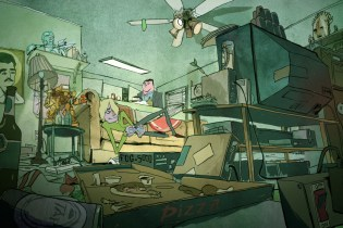 Paul Rudd & Patton Oswalt's Animated 'Nerdland' Gets a Red-Band Trailer