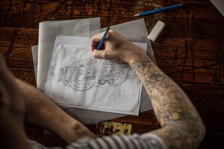 Pen & Paper: Bryan Patrick Todd