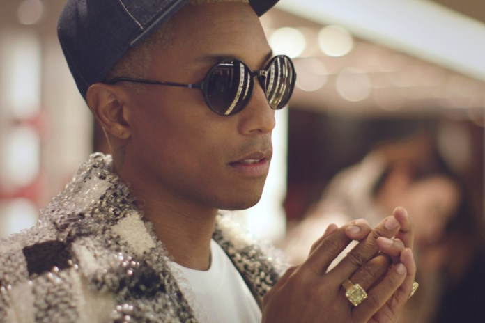 Front Row at Chanel for Its 2016 Fall/Winter Presentation With Pharrell Williams