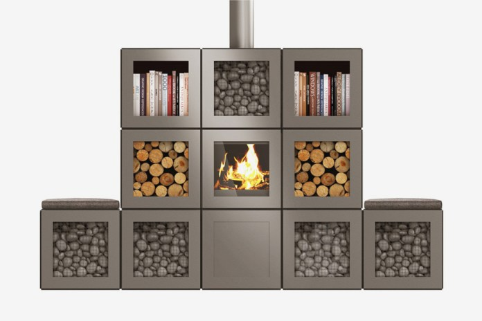 Philippe Starck's SPEETBOX Brings the Possibilities of Customization to Heating Furniture