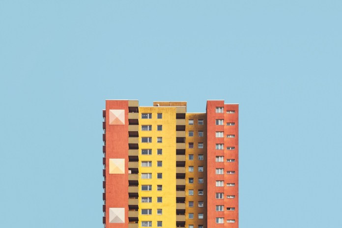 Striking Photos of Berlin's Housing Projects