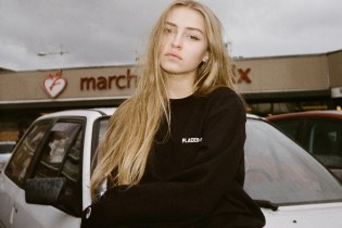 Places+Faces Shares an Exclusive 35mm Editorial Shot in London