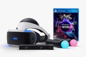 PlayStation VR Will Be Available to Pre-Order Next Week