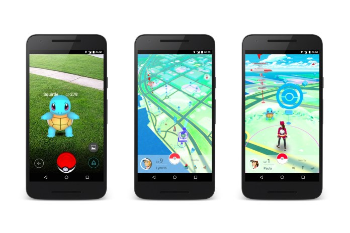 This Is How 'Pokémon Go' Will Work on Your Smartphone