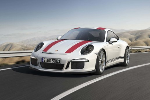 Porsche Goes Back to Its Roots With the 911 R