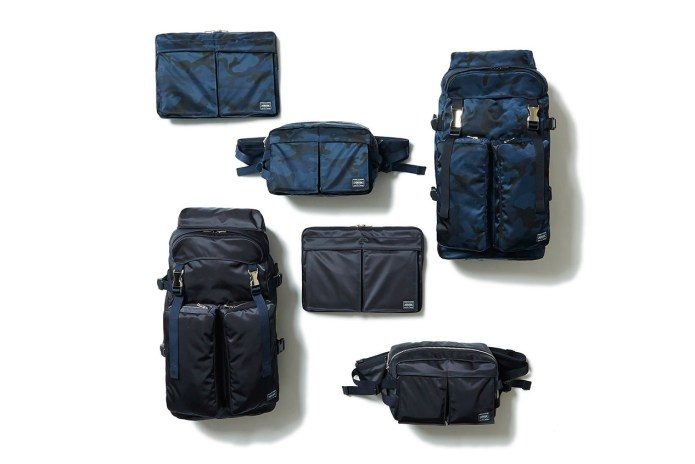 SOPHNET. Commemorates Its Roppongi Store Opening With Porter & uniform experiment Collaboration