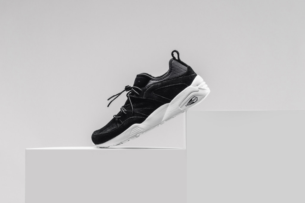 PUMA Gives the Blaze of Glory a Cozy Update