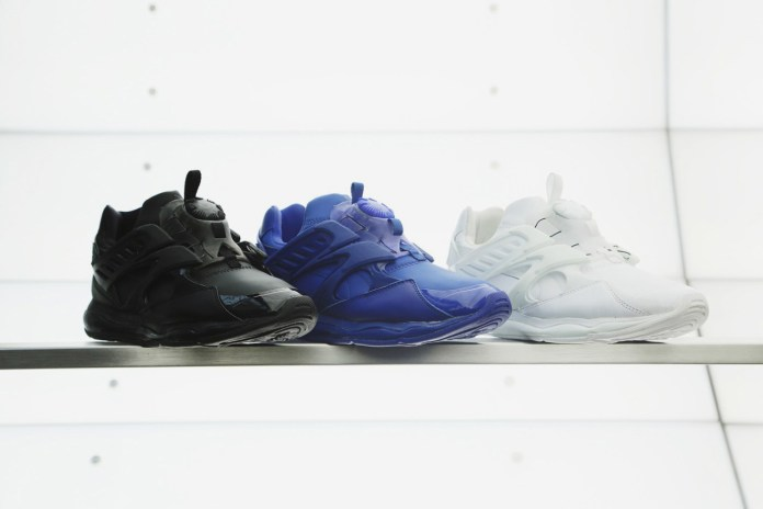 The PUMA Disc Blaze Cell Arrives in a Trio of Tonal Colorways