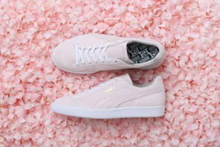 "The PUMA Suede Receives a ""Sakura"" Makeover"