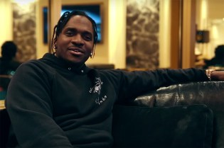 Pusha T Talks G.O.O.D. Music's Influence on Today's Culture