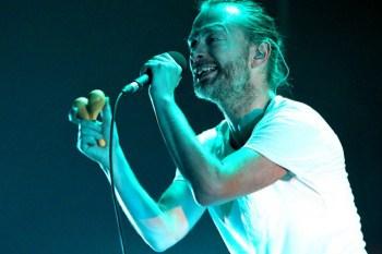 Radiohead Announces 2016 World Tour