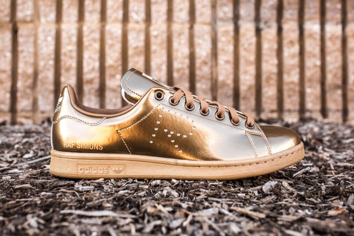 "The Raf Simons x adidas Originals Stan Smith Arrives in ""Copper"""