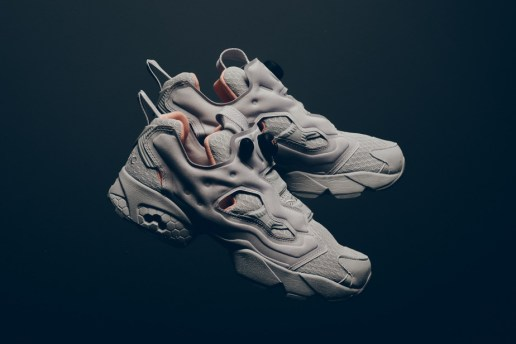 """Reebok's """"CLSHX"""" Edition of the Instapump Fury Is One of Its Best Yet"""