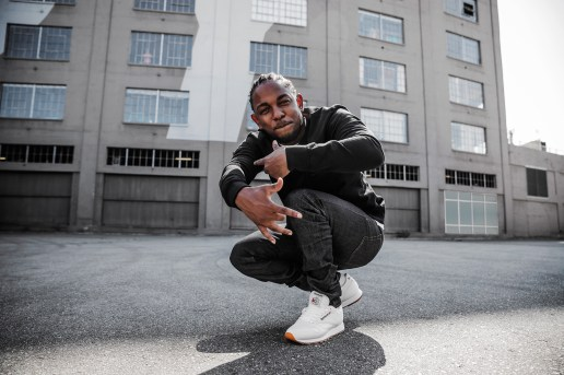 Kendrick Lamar Joins Reebok to Reintroduce the Iconic Classic Leather