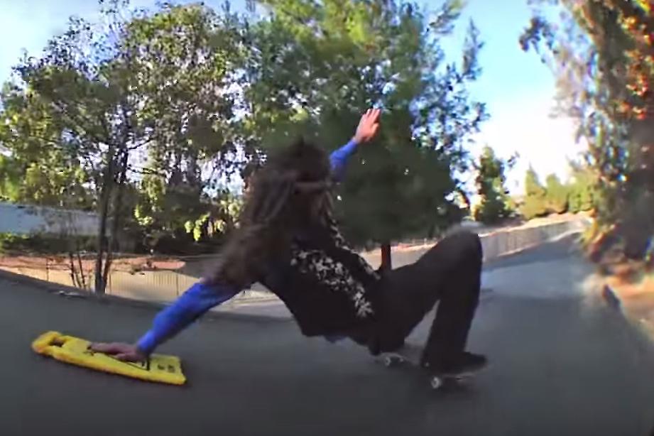 """Richie Jackson's """"Death Skateboards"""" Video Part Is Next Level Entertainment"""