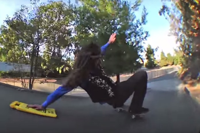 "Richie Jackson's ""Death Skateboards"" Video Part Is Next Level Entertainment"
