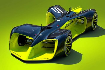 The World's First Driverless Racing Series Hosts Hyper Futuristic Cars