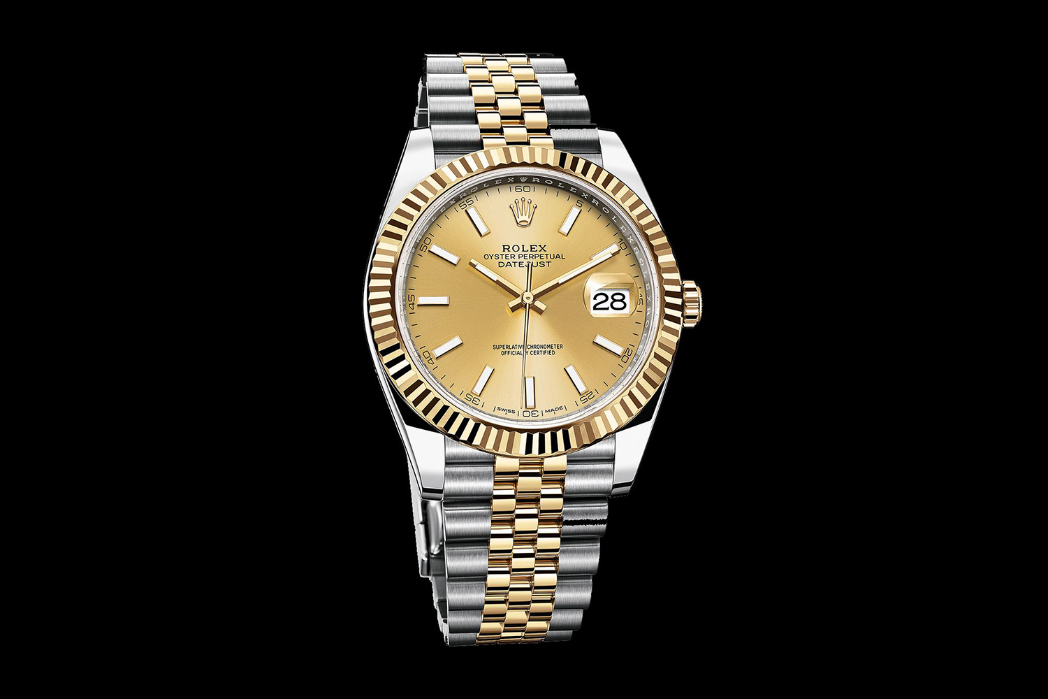 Rolex Introduces the Brand New 41mm Datejust