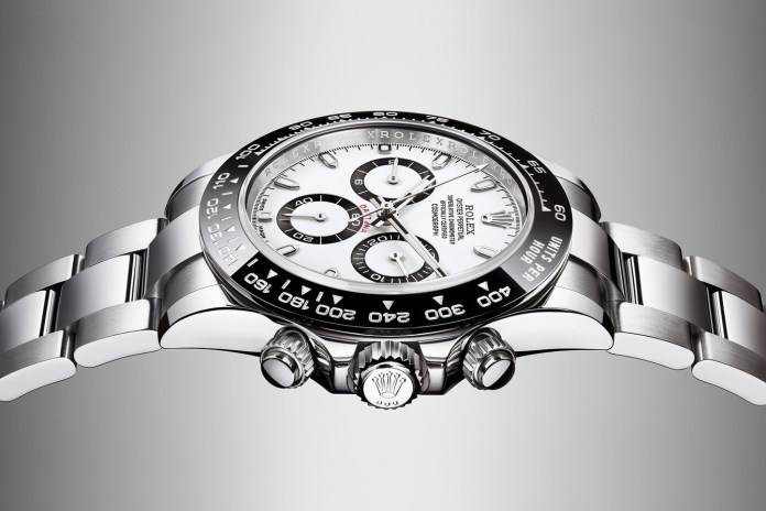 Rolex Introduces New Steel Daytona With a Black Cerachrom Bezel