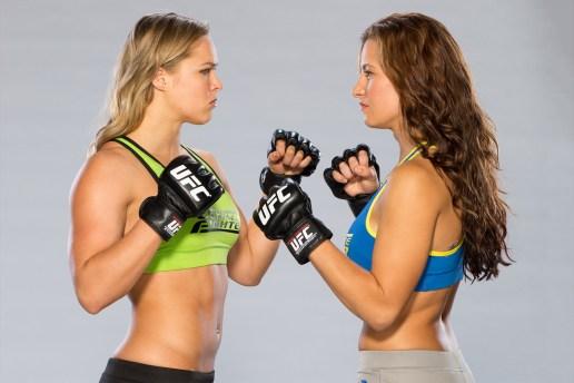 Ronda Rousey Will Be Facing Miesha Tate for Bantamweight Championship