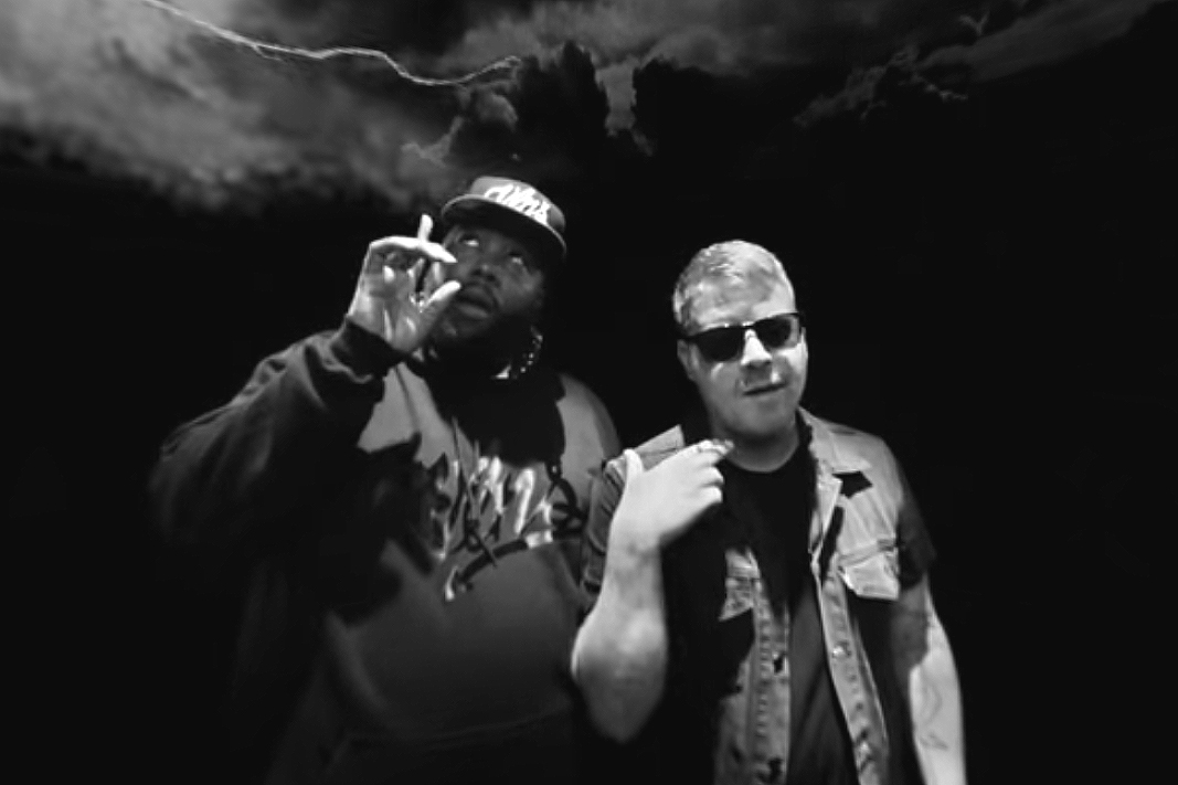 "Run the Jewels Made a Virtual Reality Music Video for ""Crown"""