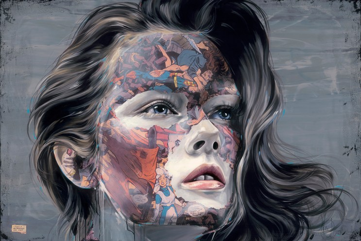 Sandra Chevrier's Masked Superwomen Take Hong Kong by Storm